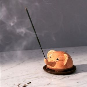 Urban Outfitters elephant incense holder